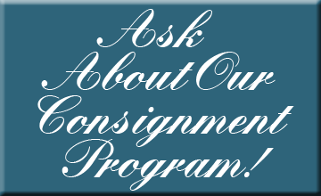 Ask about our consignment program